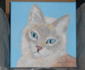 Nylablue in oil