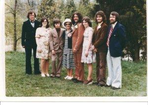 McMenemy Clan circa 1970's